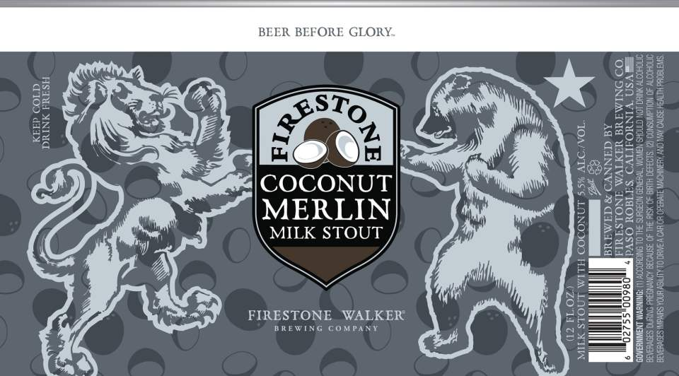 Image result for firestone walker coconut merlin