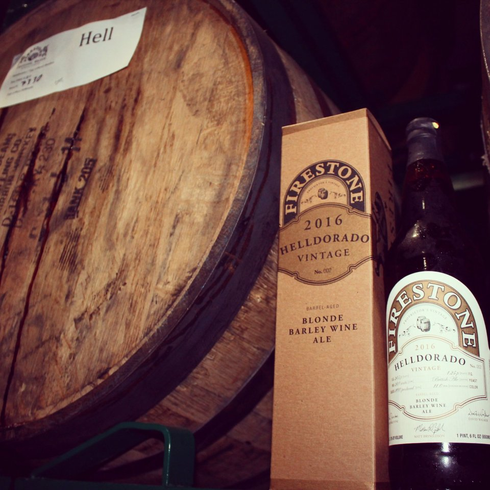 Firestone Walker Helldorado 2016