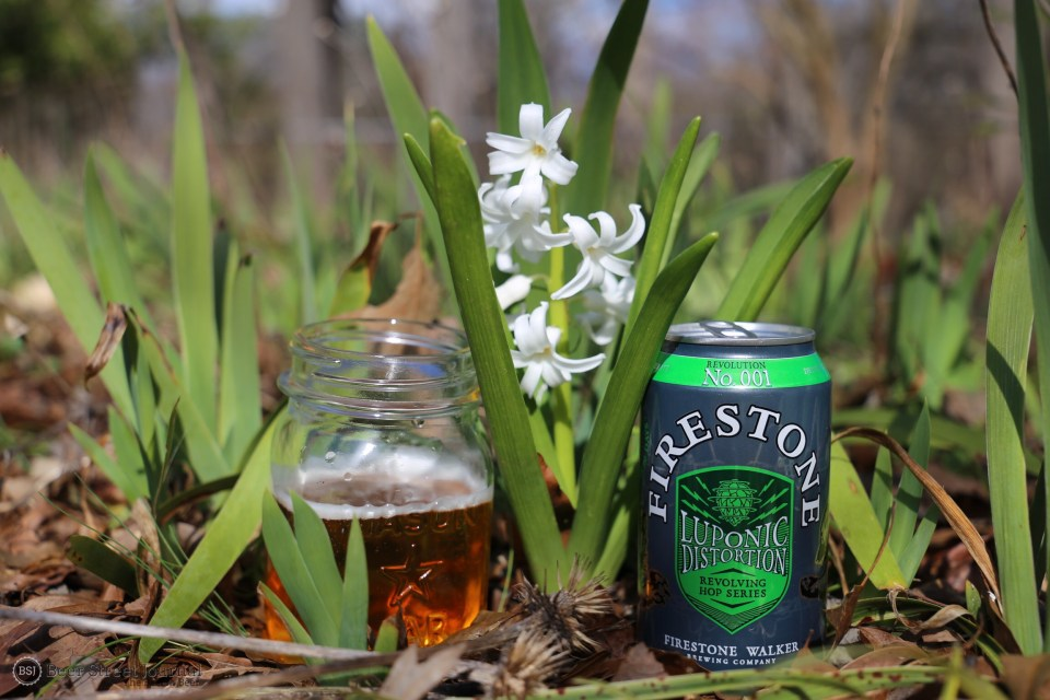 Firestone Walker Luponic Distortion can