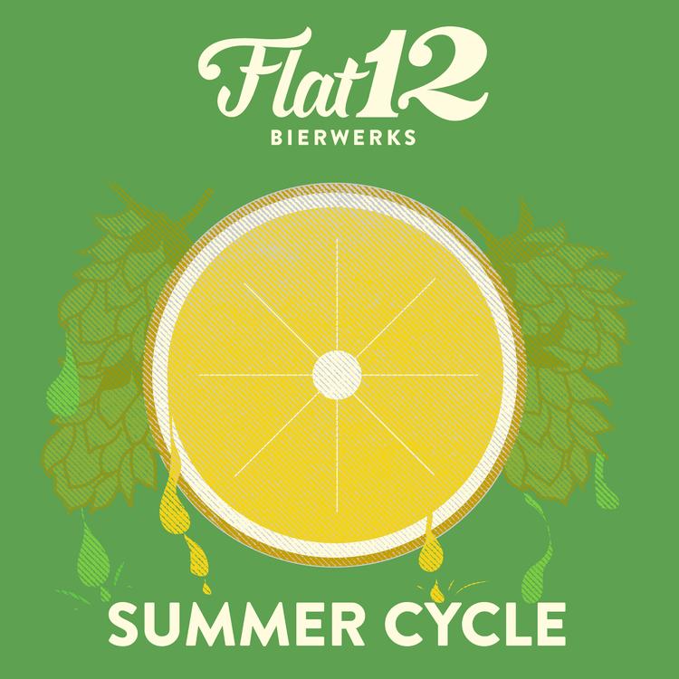 Flat 12 Summer Cycle