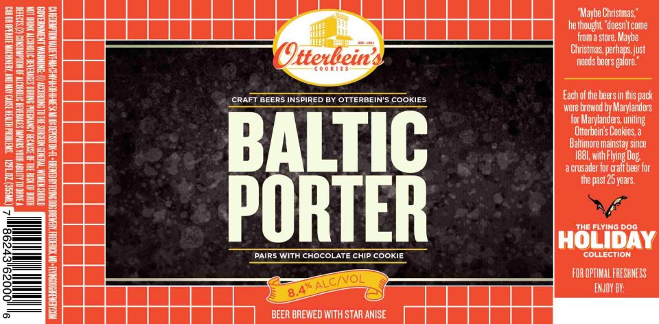 Flying Dog Baltic Porter