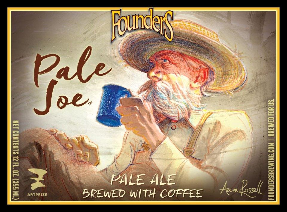 Founders Pale Joe