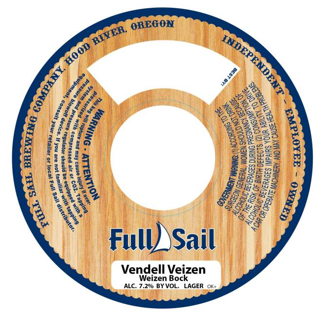 Full Sail Vendell Veizen