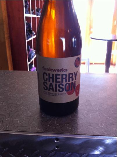 Funkwerks Cherry Saison