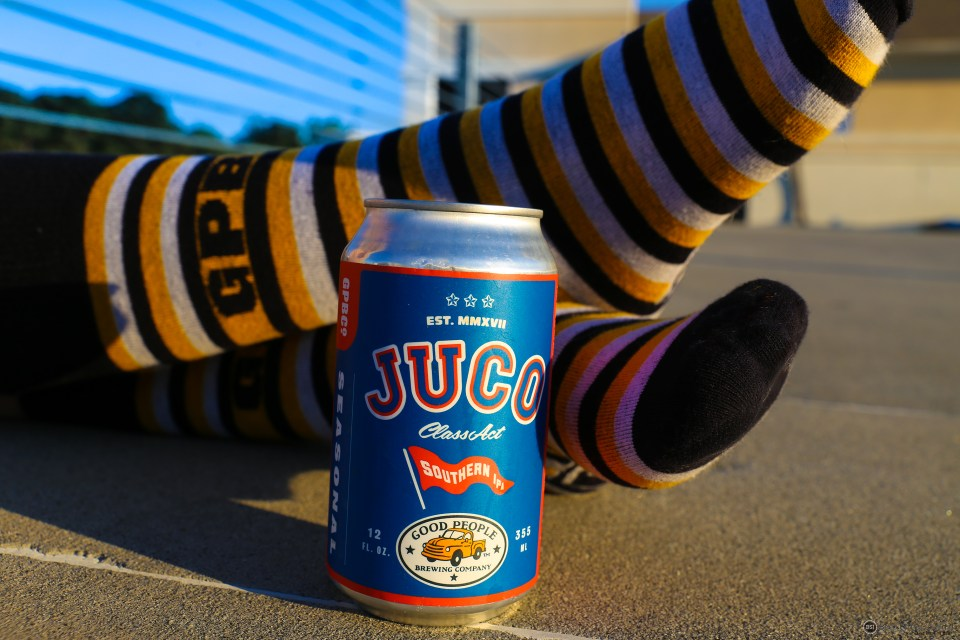 Good People Juco Southern IPA cans