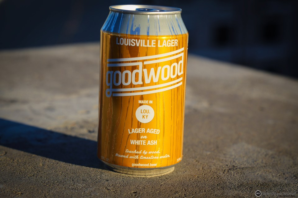 Goodwood Louisville Lager Can