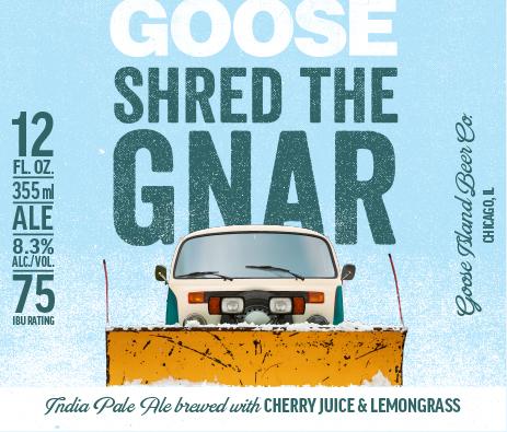 Goose Island Shred the Gnar