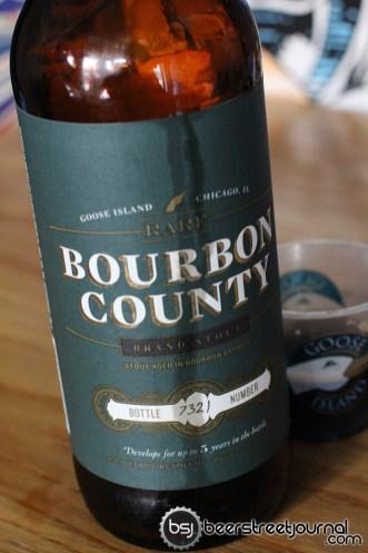 Goose Island Bourbon County Rare
