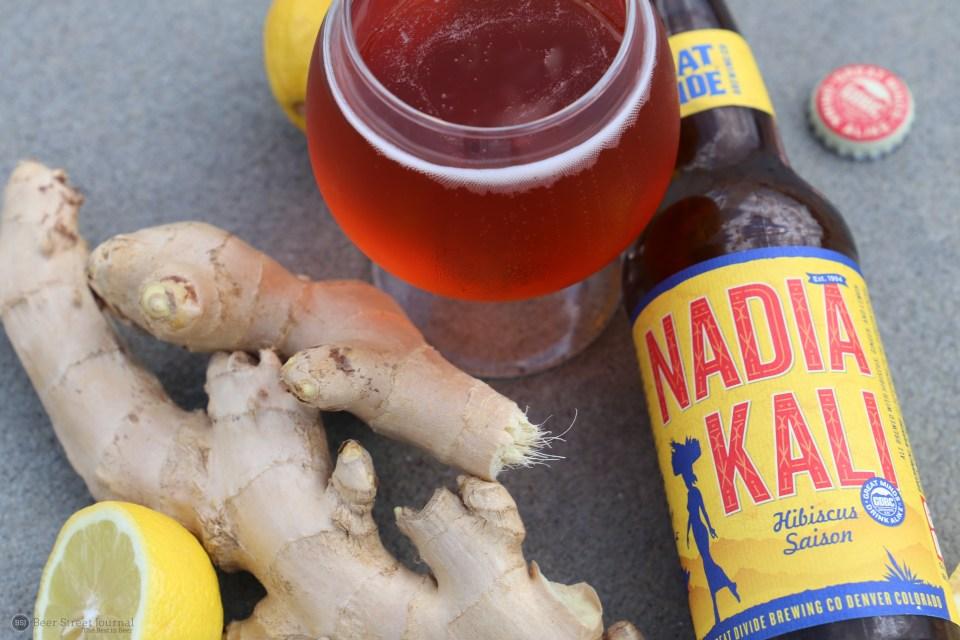 Great Divide Nadia Kali bottle