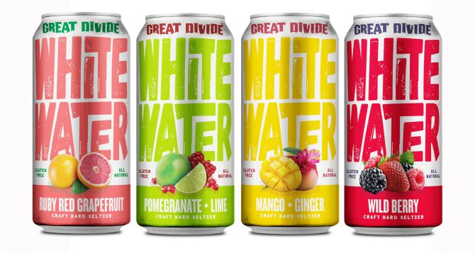 Great Divide Whitewater Hard Seltzer