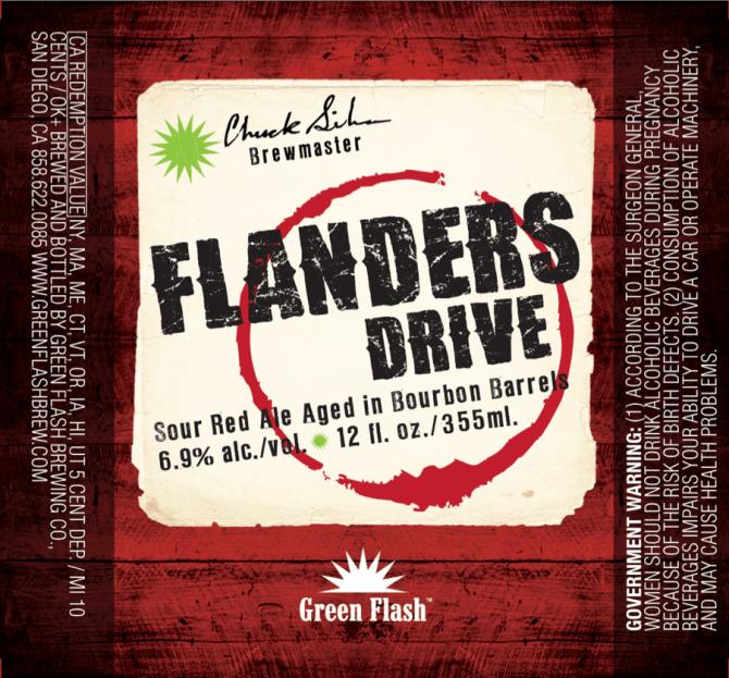 Green Flash Flanders Drive