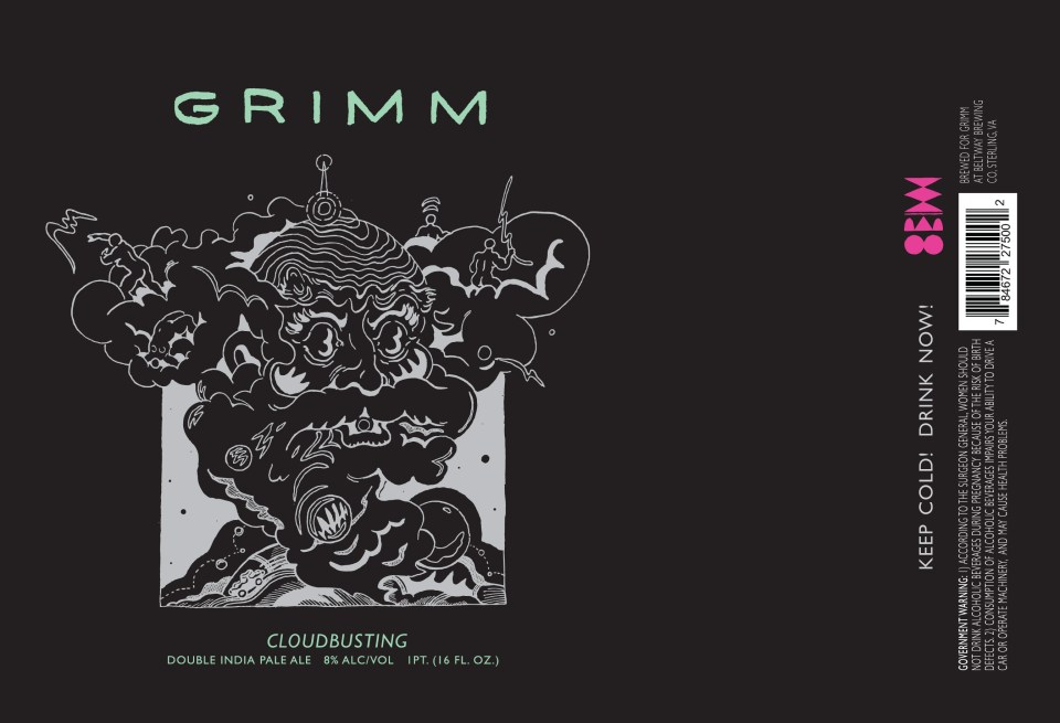 Grimm Cloudbursting