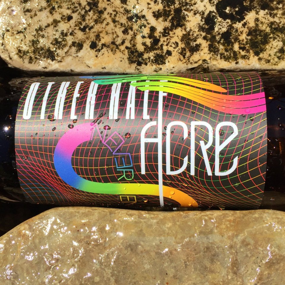 Half Acre Rainbow Never Ends