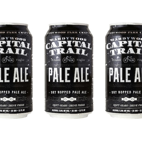 Hardywood Capital Trail Pale Ale