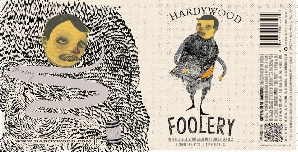 Hardywood Foolery