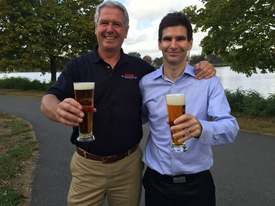 Harpoon Charles River Pale Ale