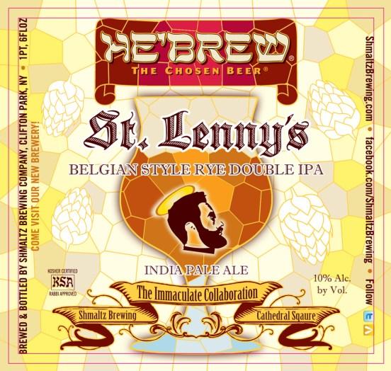 He Brew St Lenny's