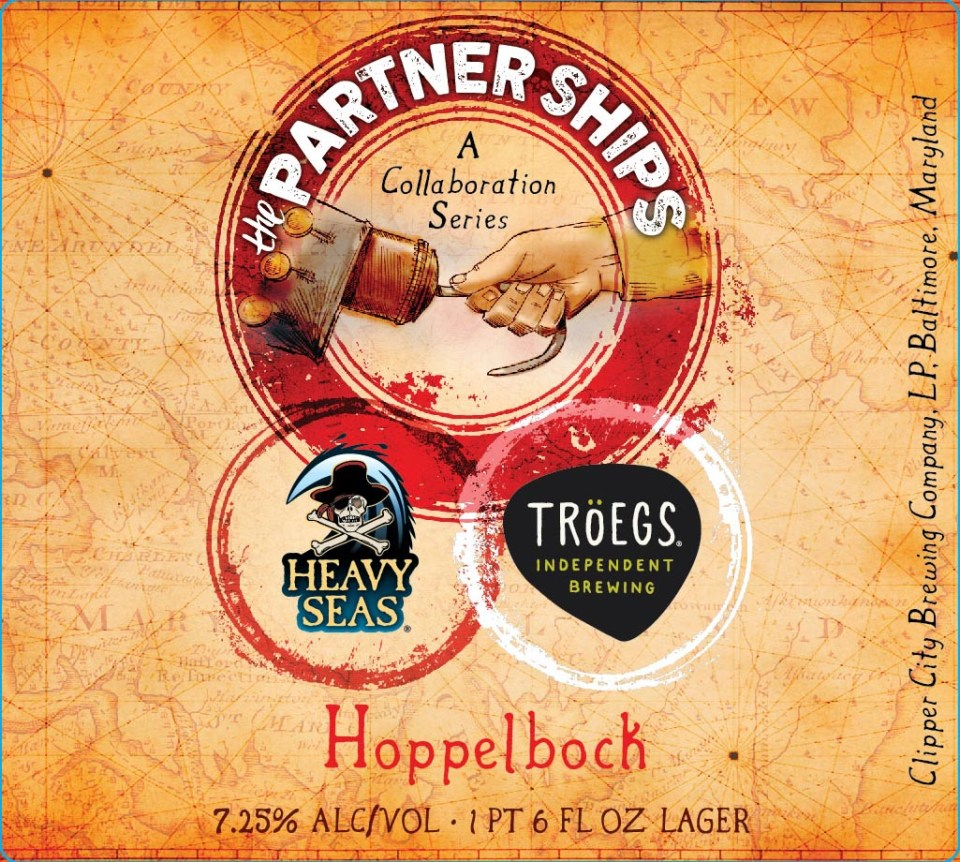 Heavy Seas Partnerships Hoppelbock