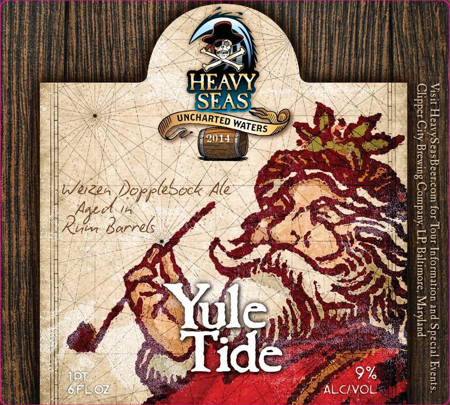 Heavy Seas Yule Tide 2014