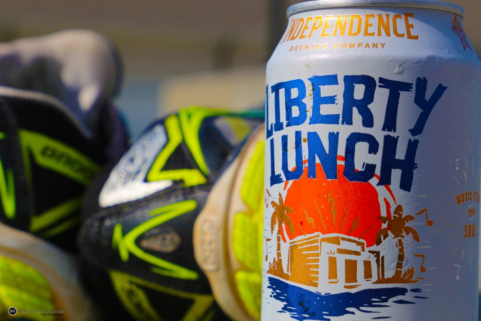 Independence Brewing Liberty Lunch Can