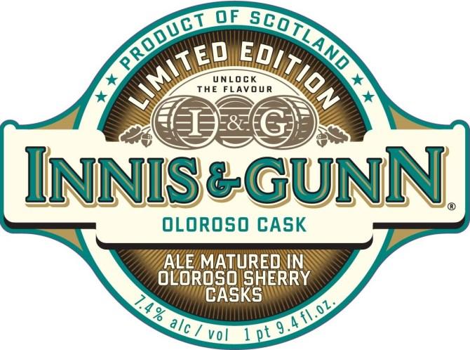 Innis & Gunn Oloroso Cask