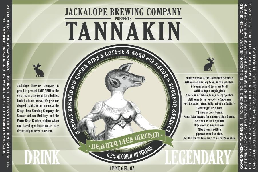 Jackalope Brewing Tannakin