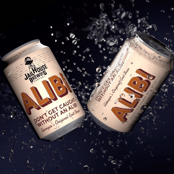 Jailhouse Brewing Alibi