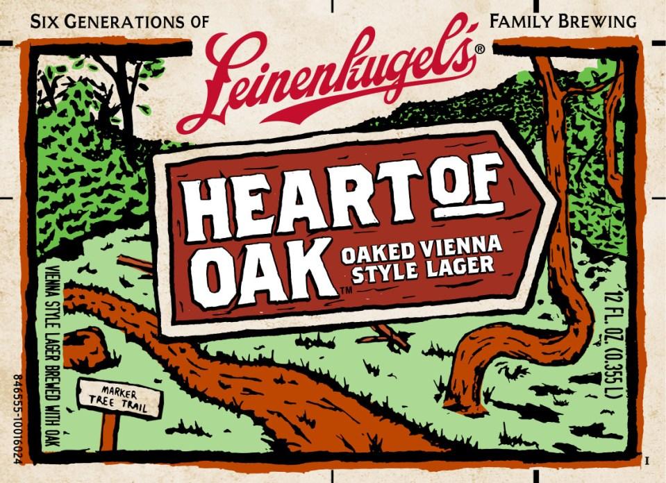 Leinenkugel Heart of Oak