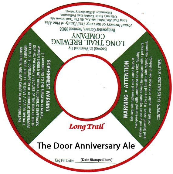 Long Trail The Door Anniversary Ale