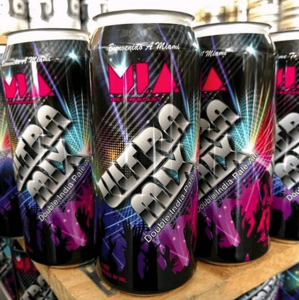 MIA Brewing Ultra Mix