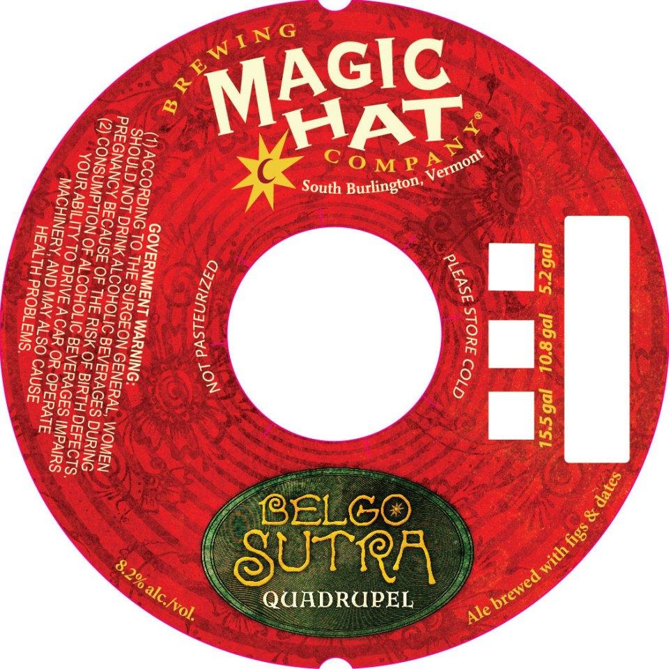 Magic Hat Belgo Sutra