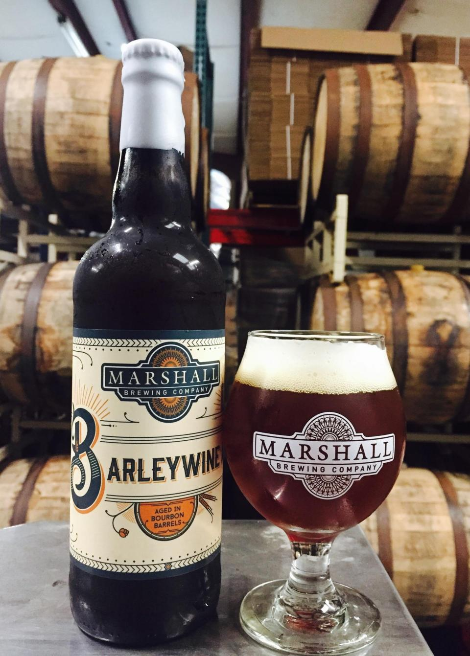 Marshall Brewing Barleywine