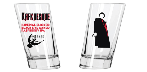 Martin House Kafka Glasses