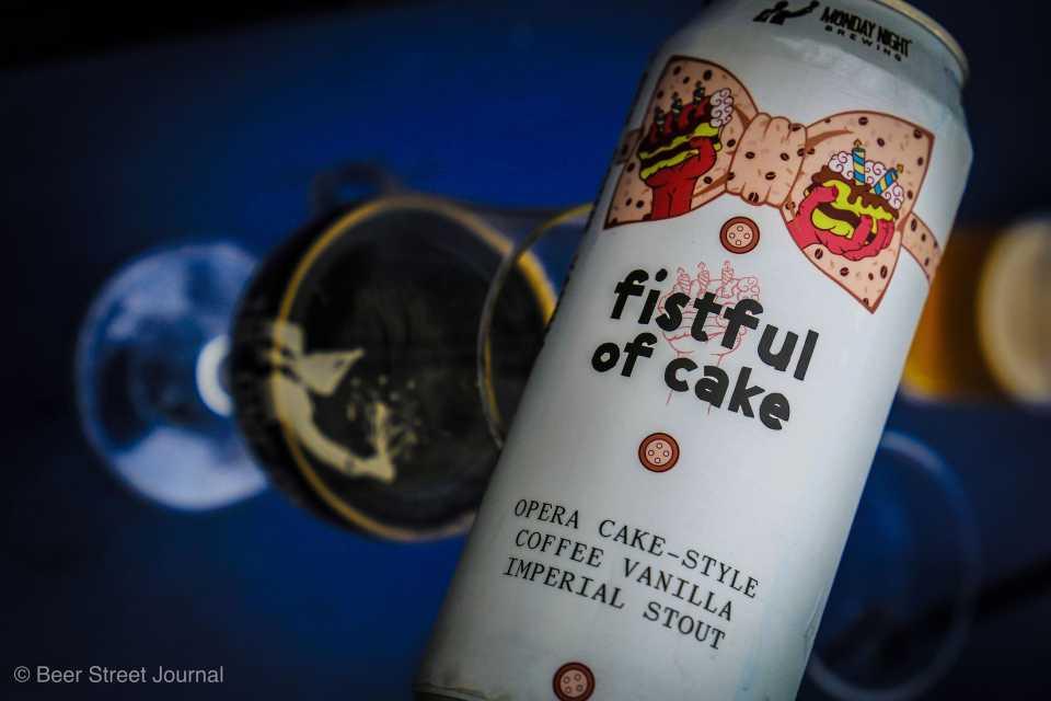 Monday Night Fistful of Cake Can
