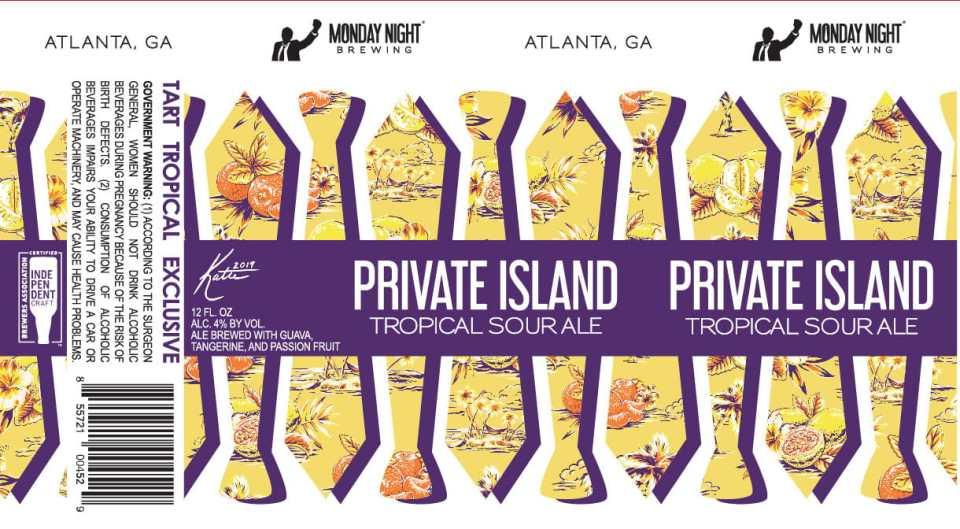 Monday Night Private Island