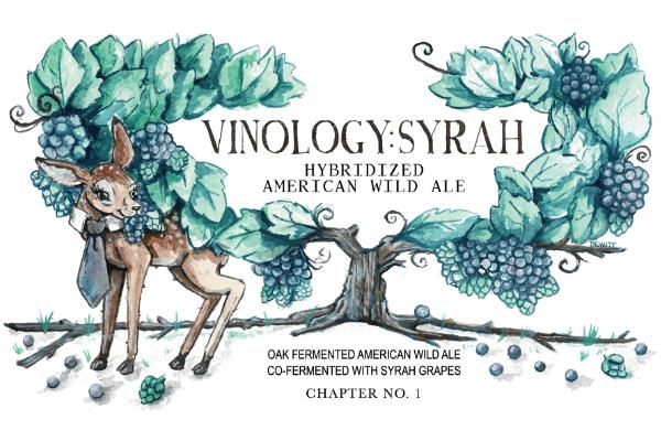 Monday Night Vinology Syrah