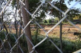 A view of the Atlanta Beltline build in progress.