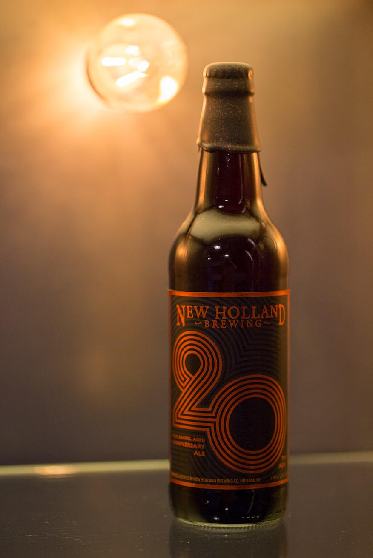 New Holland 20th Anniversary