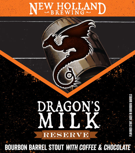 New Holland Dragon's Milk Reserve Chocolate & Coffee