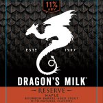 New Holland Dragon's Milk Reserve Maple