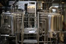 A pilot system larger than a few Georgia breweries.