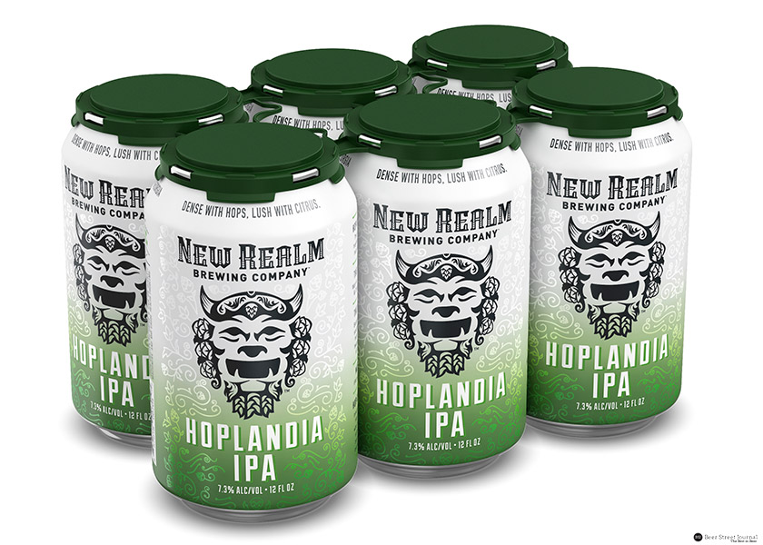 New Realm Hoplandia IPA