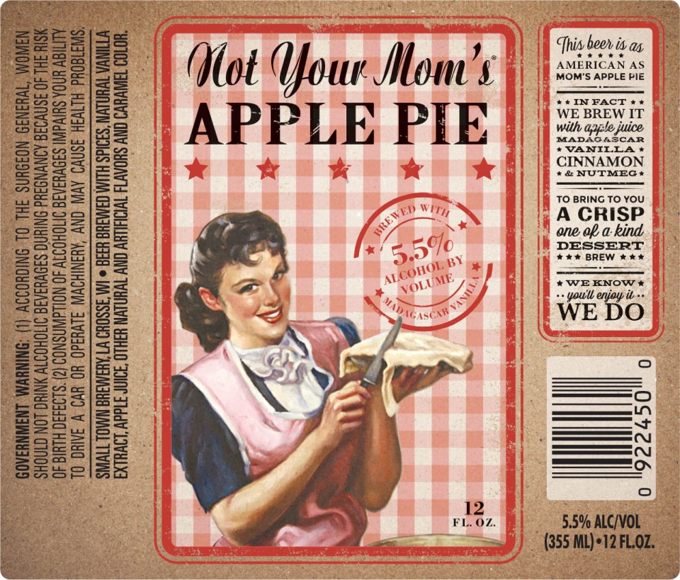 Not Your Mom's Apple Pie