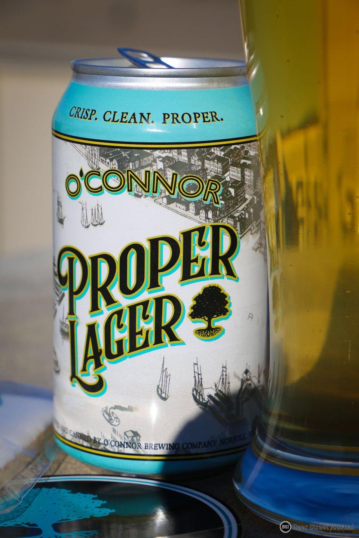 O'Connor Proper Lager
