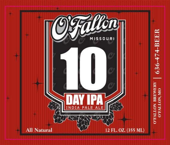 O'Fallon 10 Day IPA