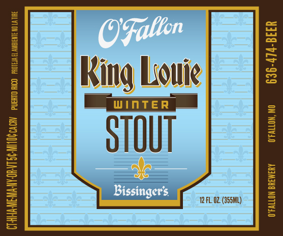 O'Fallon King Louie Winter Stout