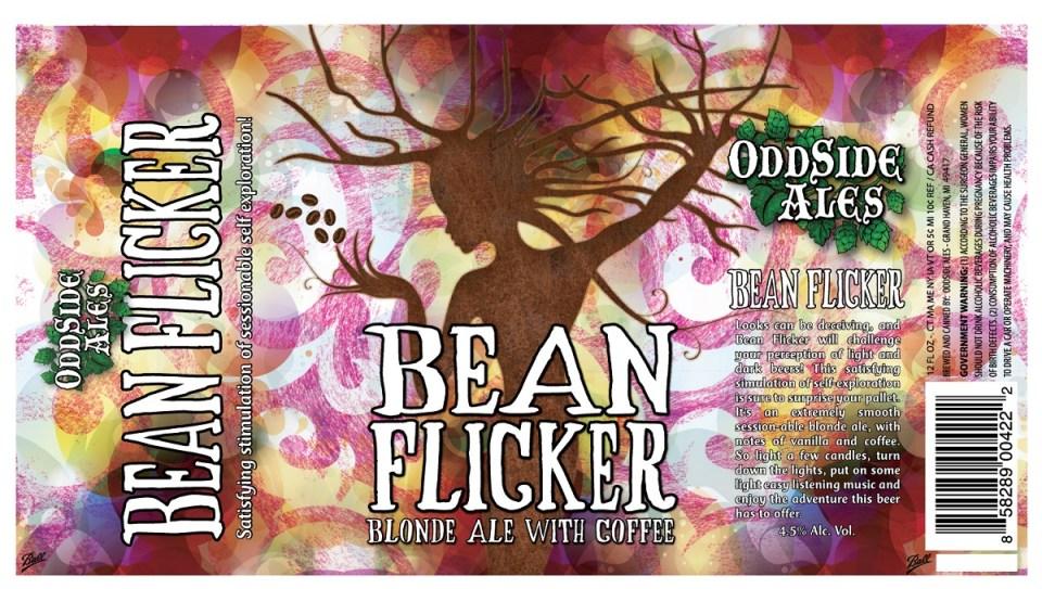 Oddside Beanflicker Blonde Ale