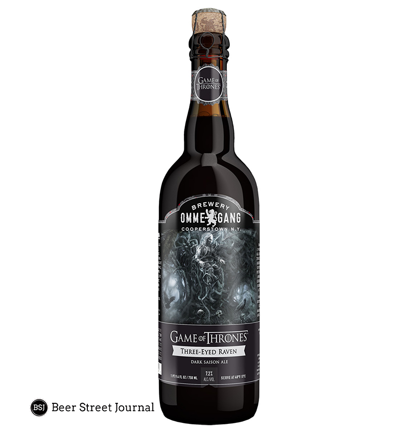 Ommegang Game of Thrones Three Eyed Raven