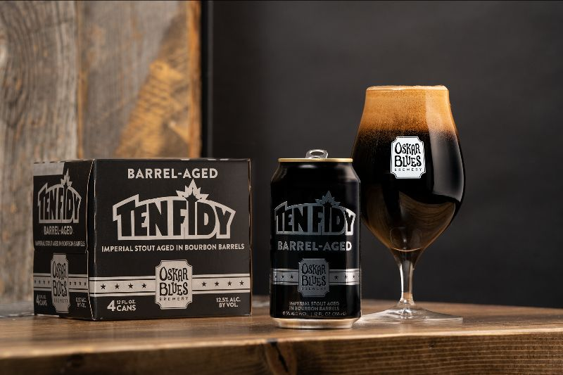Oskar Blue Barrel Aged Ten Fidy 2019