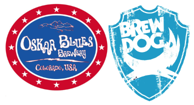 Oskar Blues Brewdog Collaboration